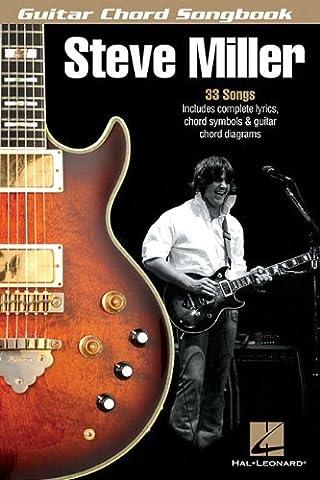 Steve Miller (Guitar Chord Songbooks)