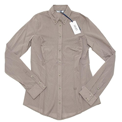 0269G camicia grigio tortora LIU JO JEANS camicia [42]