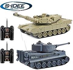 s-idee® 22001 2 x Battle