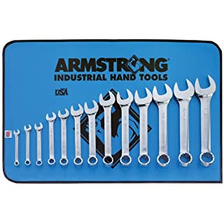 ARMSTRONG ARM25-613 Wrench Combination Set 25-613