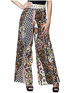Indian Handicrfats Export Lambency Regular Fit Women's Multicolor Trousers