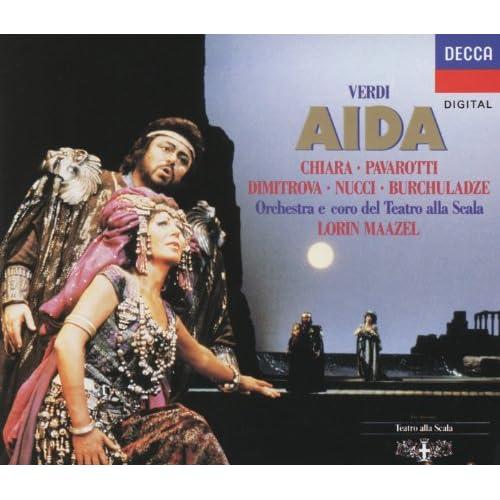"""Verdi: Aida / Act 3 - """"Pur ti riveggo, mia dolce Aida"""""""