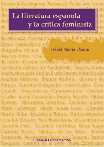 La literatura española y la crítica feminista (Ciencia/Economía, política y sociología)