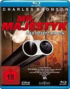 Mr. Majestyk - Das Gesetz bin ich [Blu-ray]