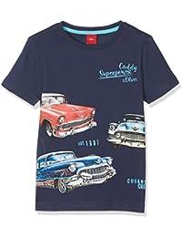 s.Oliver Jungen T-Shirt 63.705.32.4979