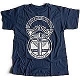 A002-319n God is Good All The Time Herren T-Shirt Heaven Hell Jesus Religion Bible Faith Cult Cross Skull Bones Dead Ali