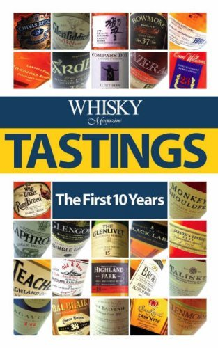 Whisky Magazine Tastings: The First 10 Years by Whiskey Magazine (Editor) (1-Sep-2008) Paperback par Whiskey Magazine (Editor)