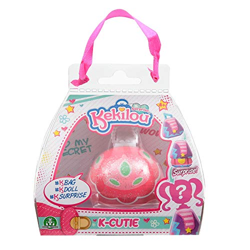 Kekilou 70501061 Pearl 9cm Sammelspielzeug, Mehrfarbig Pearl 9
