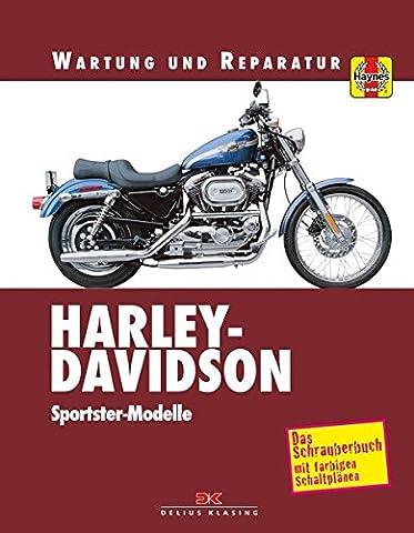 Harley-Davidson Sportster: Wartung und Reparatur. Print on Demand