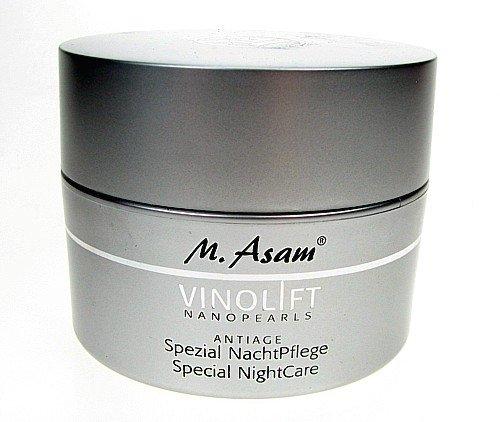 M.Asam Vinolift Spezial Nachtpflege Nachtcreme - 50ml