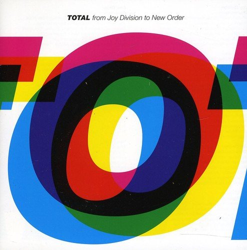 New Order: Total: From Joy Division To New Order (Audio CD)