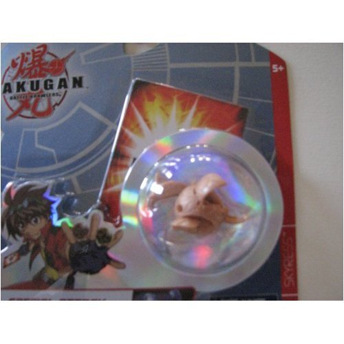 Skyress Jumping Special Attack Tan Bakugan Battle Brawlers Figure with Metal Card by Bakugan