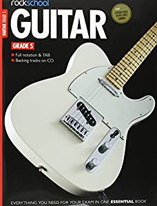 Rockschool Guitar - Grade 5 (2012-2018) Book and Download Card