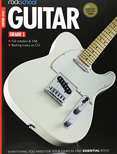 Rockschool Guitar Grade 5 (2012-2018)