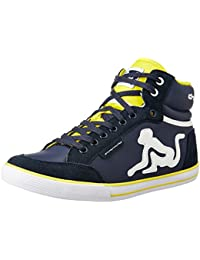 DrunknMunky Boston Classic 001 Navy Blue/Yellow, turquesa, 42