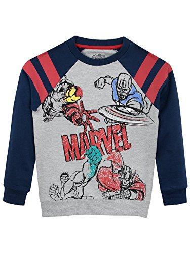 Marvel Jungen Avengers Sweatshirt 140