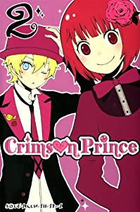 Crimson Prince Edition simple Tome 2
