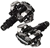 Shimano PDM520 Clipless SPD Bicycle Cycling Pedals BLACK