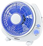 Havells Crescent 250mm Table Fan (Blue)