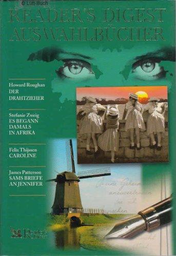 readers-digest-auswahlbcher-drahtzieher-es-begann-damals-in-afrika-caroline-sams-briefe-an-jennifer