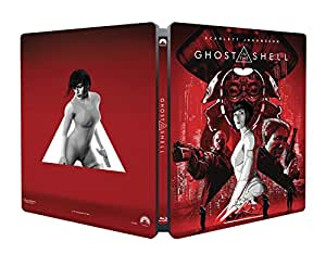 Ghost in the Shell (Steelbook) (Blu-Ray)