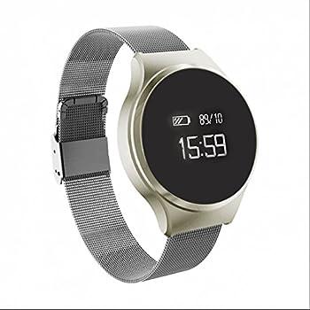 Smart Bracelet Fitness Tracker Schrittzähler Mit Fitness Tracker, Kalorienzähler, Schlafüberwachung, Distanz, Sportuhr Mit Android Ios Smartphones 0