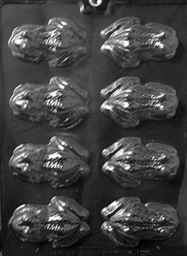Frog Chocolate Candy Mold by PREEGLE (Candy Mold Frog)