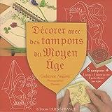 Décorer avec des tampons du Moyen Age
