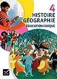Histoire-Géographie Education civique 4e éd. 2011 - Manuel de l'élève (format compact)
