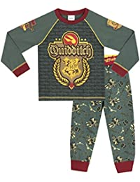 Harry Potter - Pijama para Niños - Harry Potter Quidditch