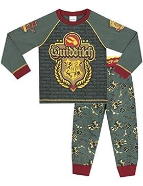 Harry Potter - Pijama para Niños Quidditch