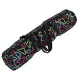 Cocohot Sac de Tapis de Yoga et Pilates impermeable Sac de Transport léger Bandoulière Gym Bag pour yoga Mat avec fermeture éclaire