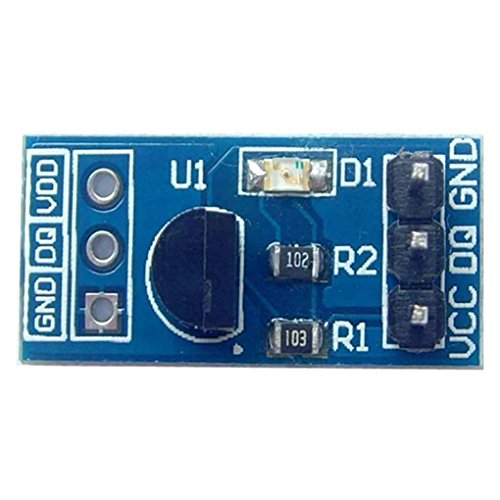 Ben-gi Temperaturmessung Sensor Transducer-Monitor liefern Sensing Module Onboard DS18B20 Chip Sensor Transducer