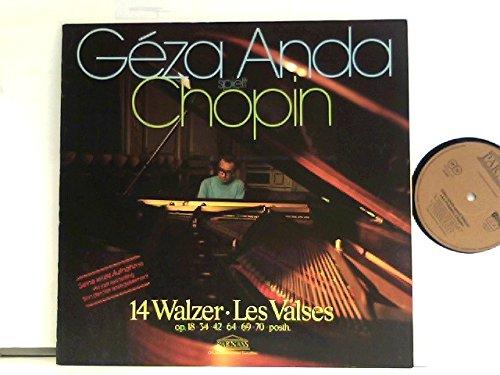 spielt Chopin* – Geza Anda Joue Chopin - Les Valses