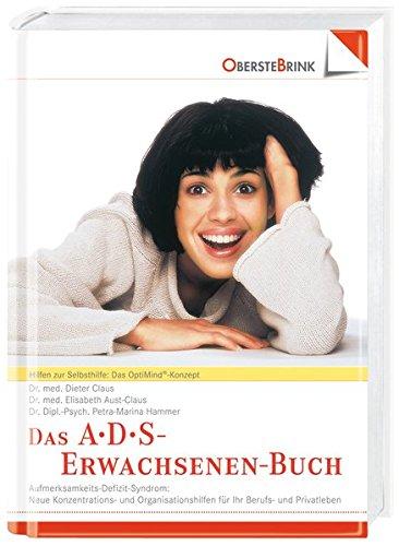 Preisvergleich Produktbild ADS - Das Erwachsenenbuch