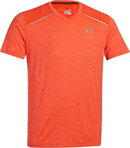 Under Armour Armourvent Launch T-Shirt de running manche courtes Homme