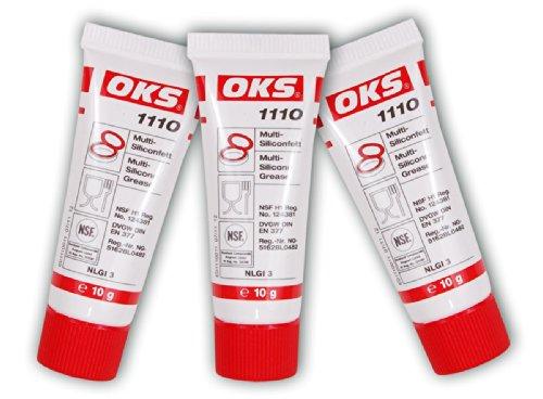 OKS 1110 Multisilikonfett 30g - Physiologisch unbedenklich
