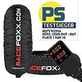 Reifenwärmer PRO DIGITAL bis 99° neue Generation - SUPERBIKE, US Ausführung 110 VOLT, RACEFOXX