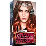 L'OREAL - Coloration - Préférence Mechas Californianas - Look TIE and DYE - Color Mango (Rouge cuivré)