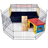 cage lapin animalerie. Black Bedroom Furniture Sets. Home Design Ideas