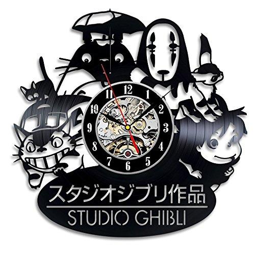 My STORE For YOU Studio Ghibli Wanduhr