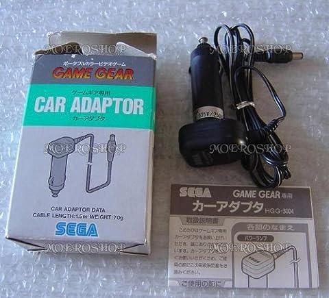 Game Gear - SEGA adaptateur allume cigare