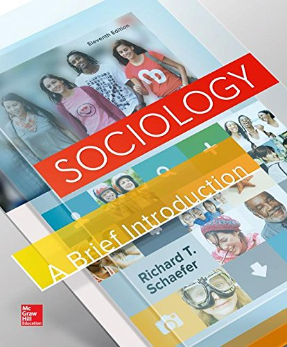 Sociology: A Brief Introduction Loose Leaf Edition with Connect Access Card
