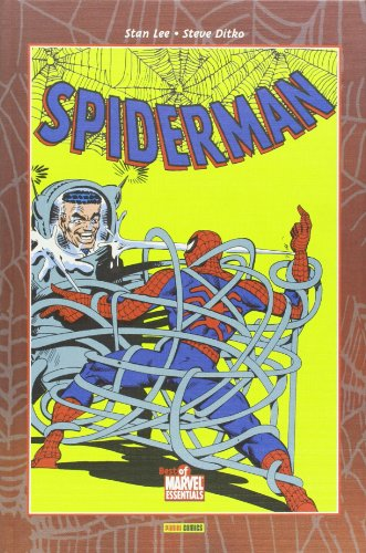Spiderman de Stan Lee y Steve Ditko 3
