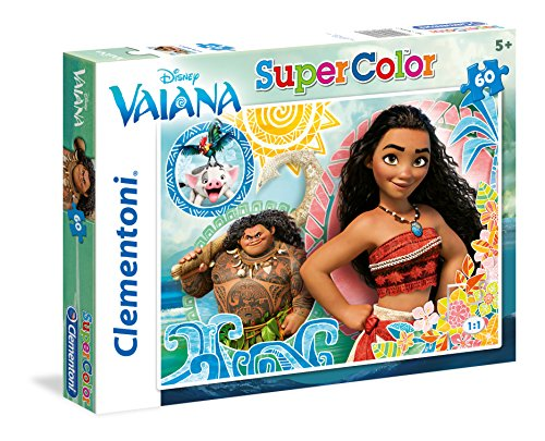 Preisvergleich Produktbild Clementoni 26957.0 - 60 T Vaiana, Puzzle