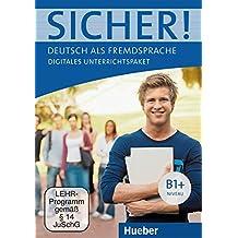 Sicher ! B1+ : Digitales Unterrichtspaket, CD-ROMs [import allemand]