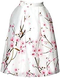 78b77e19d9 Amazon.es  Blanco - Faldas   Mujer  Ropa