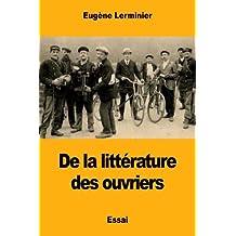 De la littérature des ouvriers