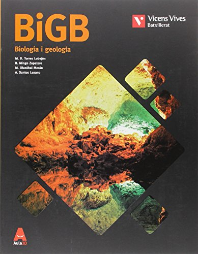 BIGB BAL/VAL (1º BIOLOGIA I GEOLOGIA BATX) AULA 3D: 000001 - 9788468231174