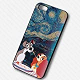 Lady & Tramp Starry Night for Iphone 6 and Iphone 6s Case Q8Q5WX
